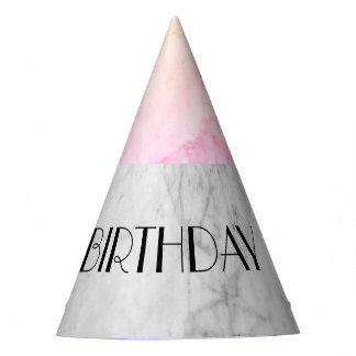 BIRTHDAY HAT FOR MARBLE PRINCESS