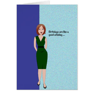 Birthday Humor Card