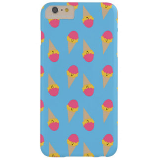 Birthday Ice Cream Barely There iPhone 6 Plus Case