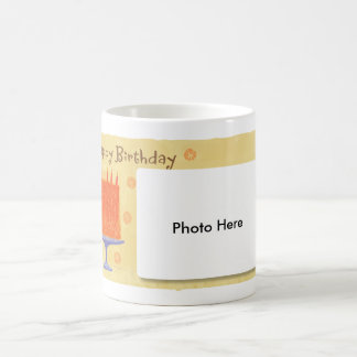Birthday Mug with your photos