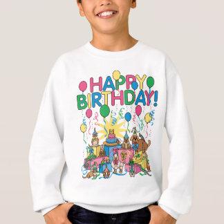 Birthday Party Animals Sweatshirt