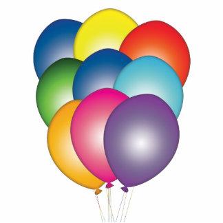 Birthday Party Balloons Photo Sculpture Decoration