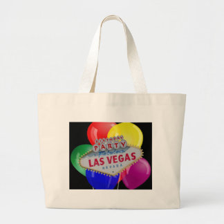 Birthday Party In Las Vegas with Balloons T Bag