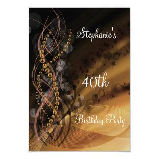 Birthday Party Invitation Any Birthday