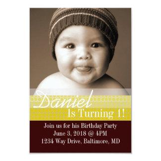 Birthday Party Invite | B-Day I |dbrli