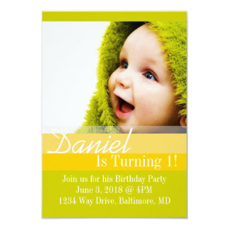 Birthday Party Invite | B-Day II |gryl