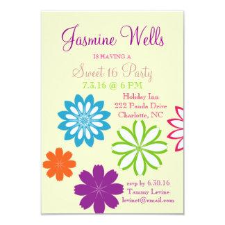 Birthday Party Invite | 'Pretty Sweet' 16