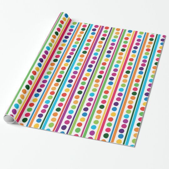 Birthday Party sets Wrapping Paper