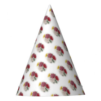 Birthday Pinks - Soft Edged Oval Party Hat