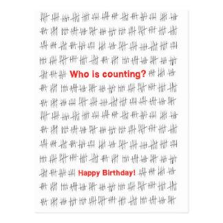 Birthday Postcard, de Birthday contents. Greeting  Carte Postale