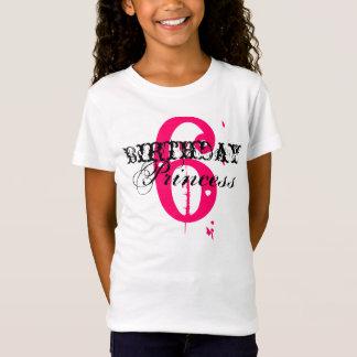 Birthday Princess 6 T-Shirt
