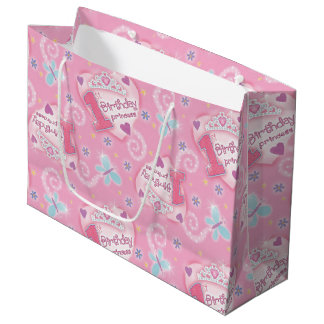 Birthday Princess Large Gift Bag
