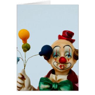 Birthday say-it-all funny card