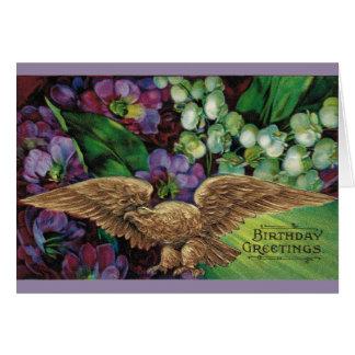 Birthday: Soar Like an Eagle! Greeting Card