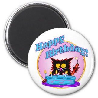 BIRTHDAY SURPRISE MAGNET
