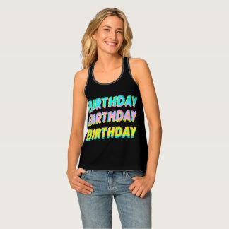 Birthday Tank