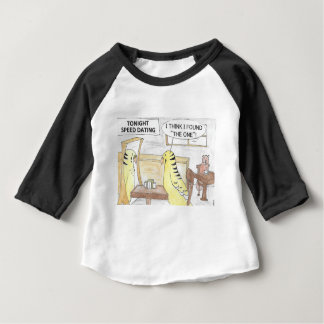 Birthday, the parakeet  way baby T-Shirt