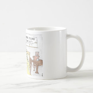 Birthday, the parakeet  way coffee mug