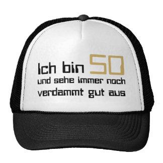 birthday trucker hat