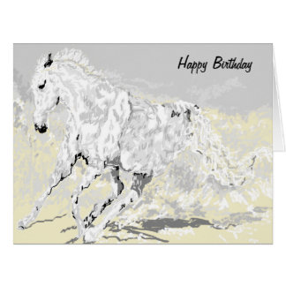 Birthday /  Wild and Free Card