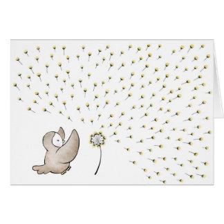 """Birthday Wish"" Greeting Card"