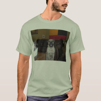 birthdayboy1, Wow - what a big dog.Oh - he's a ... T-Shirt