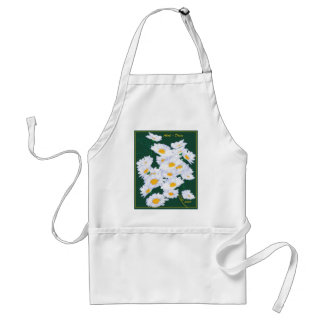 Birthmonth Apron-April, Daisy Standard Apron