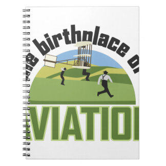 Birthplace of Aviation Notebook