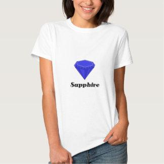Birthstone Tee series- Sapphire
