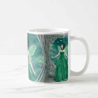 Birthstones - Emerald Fairy Mug