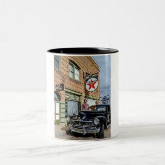 Bisbee Chevy Two-Tone Coffee Mug