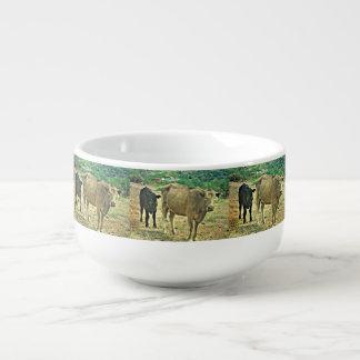 Bisbee Cows Soup Mug