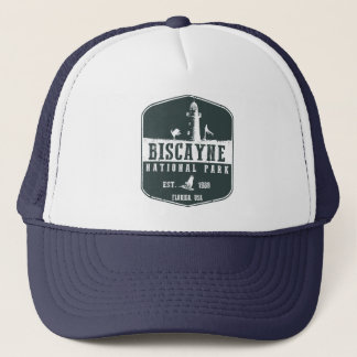 Biscayne National Park Trucker Hat