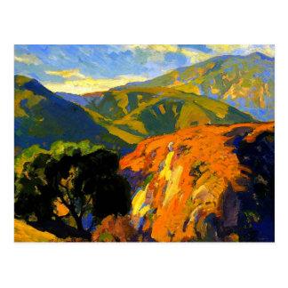 Bischoff - Pasadena Foothills Postcard