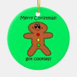 Biscuit de Noël Décorations De Noël