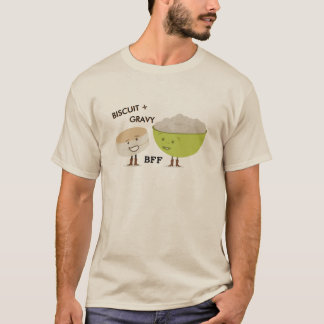 Biscuit + Gravy BFF Funny T Shirt