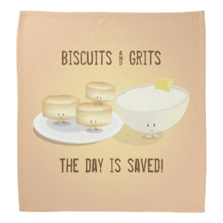 Biscuits and Grits | Bandana