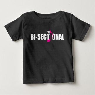 Bisectional Baby Dark Jersey T-Shirt