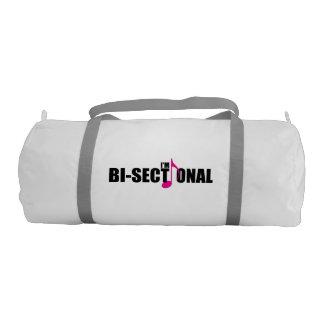 Bisectional Duffel Bag