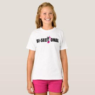 Bisectional Girl's T-Shirt