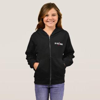 Bisectional Girl's Zip Hoodie