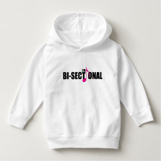Bisectional Toddler Hoodie