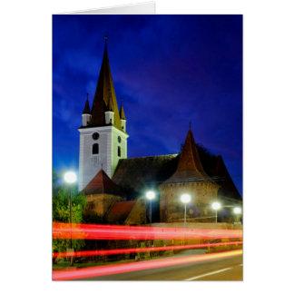 Biserica Sfantul Servatius Card