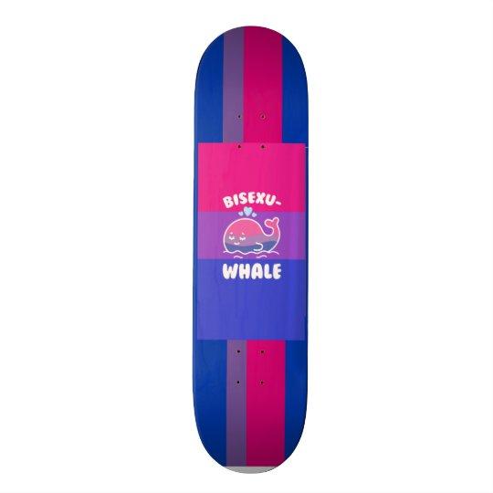 Bisexu-whale Skateboard