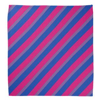 Bisexual flag bandana