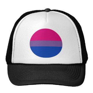 Bisexual Flag Trucker Hat