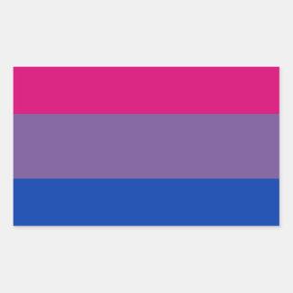 Bisexual LGBT Pride Rainbow Flag