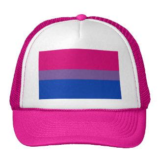 Bisexual LGBT Pride Rainbow Flag Trucker Hat