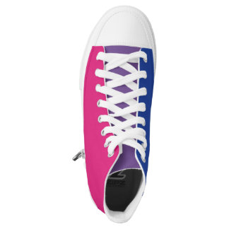 Bisexual Pride LGBT High Tops