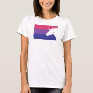 BiSexual Unicorn Flag T-Shirt